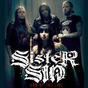 Sister Sin - End of the Line cover art