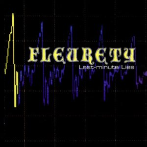 Fleurety - Last-minute lies cover art