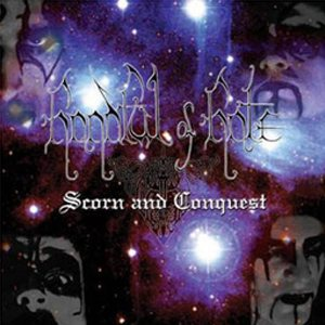 Handful of Hate - Scorn and Conquest cover art