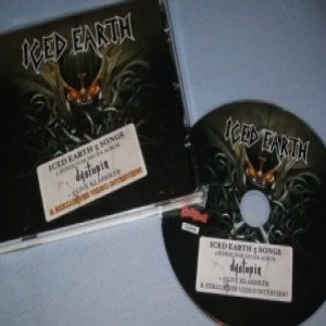 Iced Earth - 5 Songs cover art