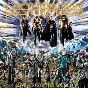 Lost Horizon - Awakening the World cover art