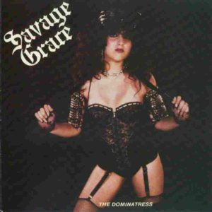 Savage Grace - The Dominatress cover art