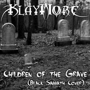 Klaymore - Children of the Grave cover art