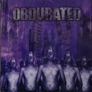 Obdurated - Living in Failure cover art