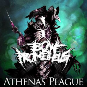 Bow Prometheus - Athena's Plague cover art