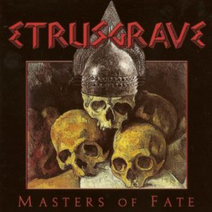 Etrusgrave - Masters of Fate cover art