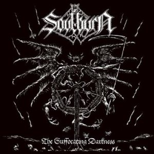 Soulburn - The Suffocating Darkness cover art