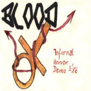 Blood - Infernal Horror cover art