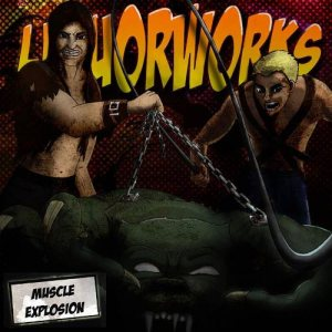 Liquorworks - Muscle Explosion cover art