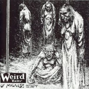 Necrophile - Weird Tales of Madness cover art