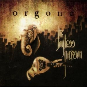 Orgone - The Joyless Parson cover art