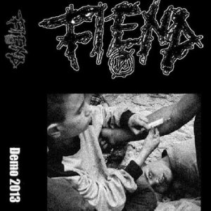 Fiend - Demo 2013 cover art