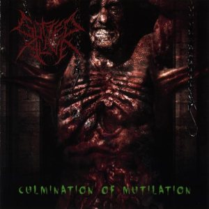 Gutted Alive - Culmination of Mutilation cover art