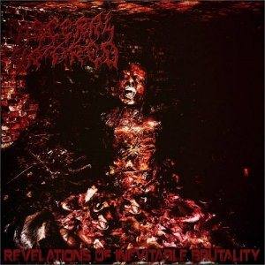 Visceral Hatred - Revelations of Inevitable Brutality cover art