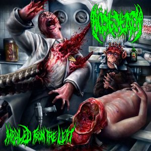 Bösedeath - Impaled from the Left cover art