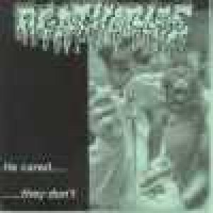 Agathocles - He Cared... They Don't/Split With Mitten Spider cover art