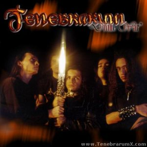 Tenebrarum - Divine War cover art