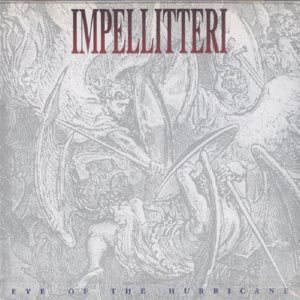 Impellitteri - Eye of the Hurricane cover art