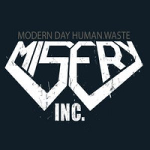 Misery Inc. - Modern Day Human Waste cover art