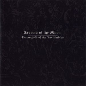 Secrets of the Moon - Stronghold of the Inviolables cover art