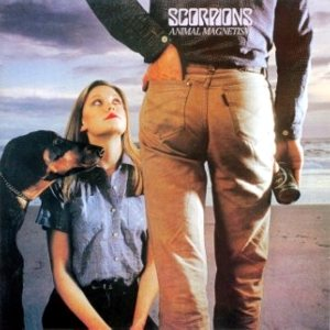 Scorpions - Animal Magnetism cover art
