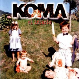 Koma - El Infarto cover art