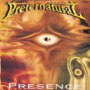 Preternatural - Presence cover art
