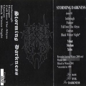 Storming Darkness - Demo cover art