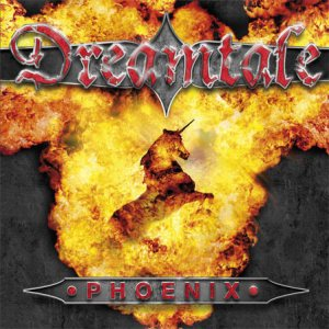 Dreamtale - Phoenix cover art