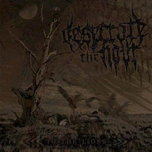 Desecrate the Hour - To the Lions cover art