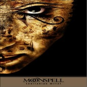 Moonspell - Lusitanian Metal cover art