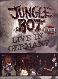 Jungle Rot - Live in Germany cover art