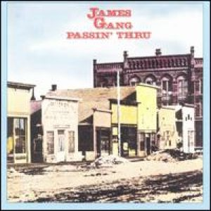 James Gang - Passin' Thru cover art