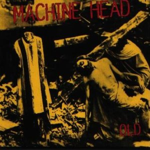 Machine Head - Old cover art
