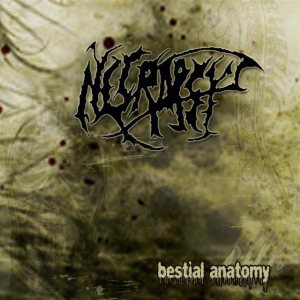 Necropsy - Bestial Anatomy cover art
