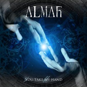 Almah - You Take My Hand cover art
