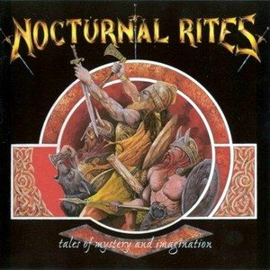 Nocturnal Rites - Tales of Mystery and Imagination cover art