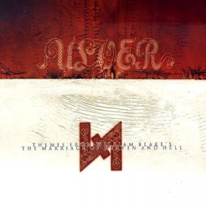 Ulver - Themes from William Blake's the Marriage of Heaven and Hell cover art