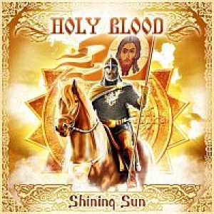 Holy Blood - Shining Sun cover art