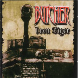 Butcher - Iron Tiger cover art