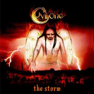 Evil One - The Storm cover art