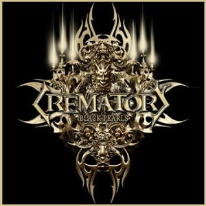 Crematory - Black Pearls cover art
