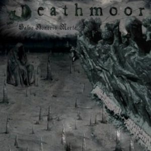 Deathmoor - Salvo Honoris Morte cover art