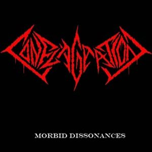 Conflagration - Morbid Dissonances cover art