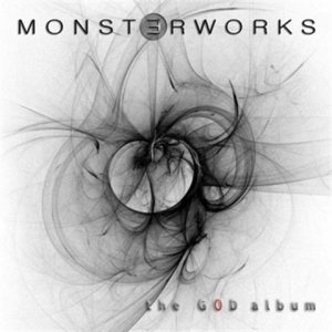 Monsterworks - The God Album cover art