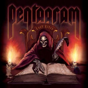 Pentagram - Last Rites cover art