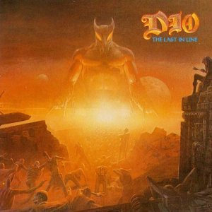 Dio - The Last in Line cover art