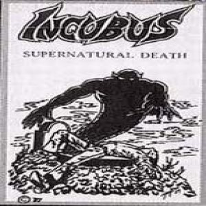 Incubus - Supernatural Death cover art
