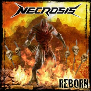 Necrosis - Reborn cover art