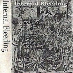 Internal Bleeding - The One Dollar Demo cover art